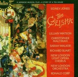 Sidney Jones: The Geisha