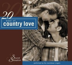 20 Best of Country Love (Dig)