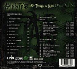 Last Tangle In Paris - Live 2012 DeFiBrilLaTouR (2xCD+DVD)