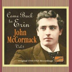 Come Back to Erin Volume 2 - John McCormack