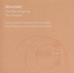 Stravinsky: The Rite of Spring; The Firebird