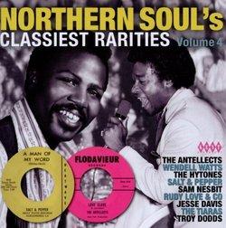 Northern Soul's Classiest Rarities Volume 4