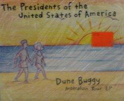 Dune Buggy Australian Tour EP