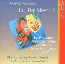 Poulenc: Le Bal Masqué
