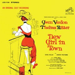 New Girl in Town (1957 Original Broadway Cast)