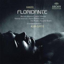 Handel - Floridante / Mijanovic, DiDonato, Invernizzi, Rostorf-Zmir, Priante, Novaro, Il Complesso Barocco, Curtis