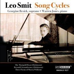 Song Cycles _ Leo Smit (Bridge)