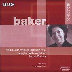 Baker Sings Gluck, Lully, Marcello, etc.