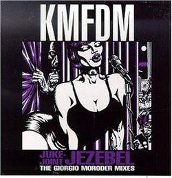 Juke-Joint Jezebel: The Giorgio Moroder Mixes (w/ Kraut) - 6 track EP