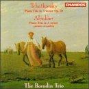 Tchaikovsky: Piano Trio in A minor, Op. 50; Alexander Alyabiev: Piano Trio in A minor