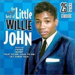 Very B.O. Little Willie John