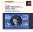 Mozart: Six Symphonies after Serenades