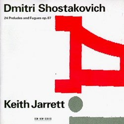 Shostakovich: 24 Preludes and Fugues Op. 87