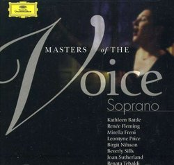 Masters of the Voice: Soprano