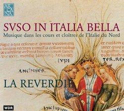 Svso in Italia bella: Musique dans les cours et cloîtres de l'Italie du Nord