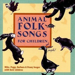 Animal Folksongs for Children