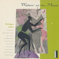 Walkin' On The Moon