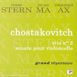 Chostakovich: Trio No.2; Sonata For Cello & Piano