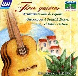 Cantos De Espana / 6 Spanish Dances