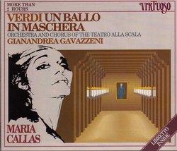 Verdi: Un Ballo In Maschera(recorded in Milan 7-12-1957)