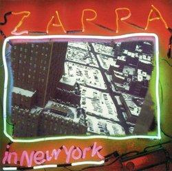 Zappa in N.Y.