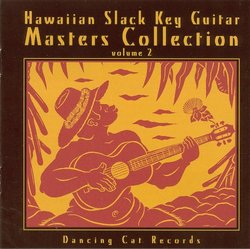Hawaiian Slack Key Guitar Masters Collection 2