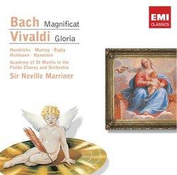 Bach: Magnificat; Vivaldi: Gloria