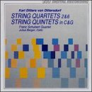Dittersdorf: String Quartets 2+6 & String Quintets in C & G (CPO)
