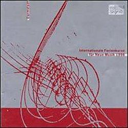 Internationale Ferienkurse für Neue Musik Darmstadt 1998