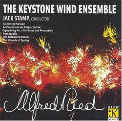 Keystone Wind Ensemble - Music of Alfred Reed (Klavier)