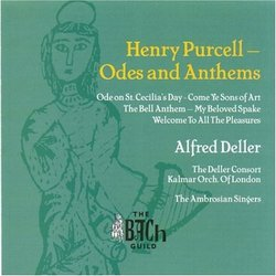 Henry Purcell: Odes and Anthems