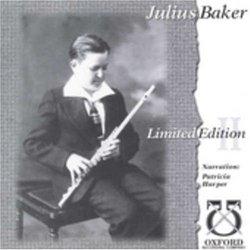 Julius Baker, Limited Edition, Vol. 2