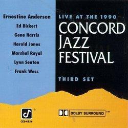 Live 1990 Concord Jazz: Third Set