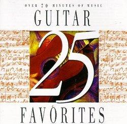 25 Guitar Favorites