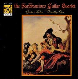 The San Francisco Guitar Quartet