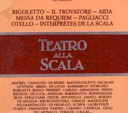 Teatro Alla Scala: Rigoletto, Il Trovatore, Aida, Messa Da Requiem, Pagliacci, Otello, Interpretes de la Scala (Box Set)