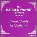 Harold Wayne Collection Volume 39