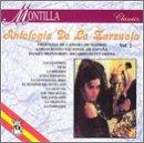 Antologia De La Zarzuela, ,