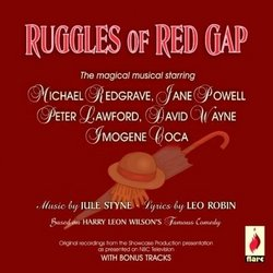 Ruggles of Red Gap (1957 Television Cast)
