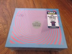 Turn Blue CD+T-Shirt Box Set 2014 BEST BUY EXCLUSIVE