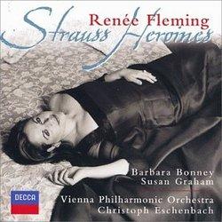 Renée Fleming - Strauss Heroines / Bonney, Graham, Eschenbach