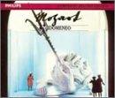 Mozart: Idomeneo / Araiza, Hendricks, R. Alexander, Mentzer, Hollweg, Heilmann, Peeters; C. Davis