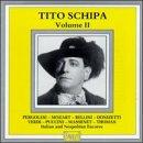 Tito Schipa, Volume 2 (Italian and Neapolitan Encores)