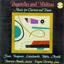 Bagatelles & Waltzes for Clarinet & Piano