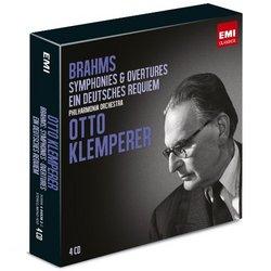 Brahms: Symphones / Overtures / Deutsches Requiem