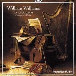 William Williams: Trio Sonatas