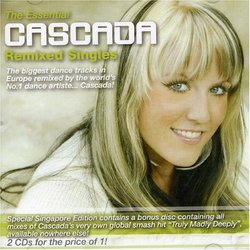 Essential Cascada Remixed Singles (Bonus CD)