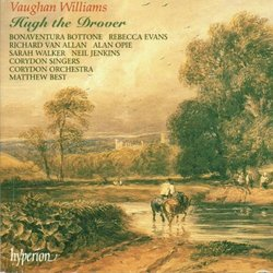 Vaughan Williams: Hugh The Drover, or Love in the Stocks