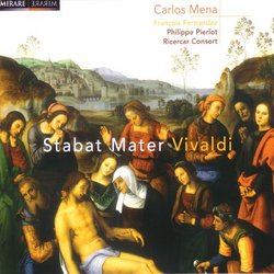 Vivaldi - Stabat Mater / Mena, Fernandez, Ricercar Consort, Pierlot
