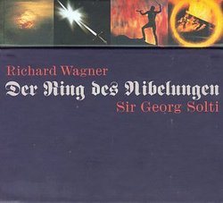 Wagner - Der Ring des Nibelungen (Ring Cycle) / Sir Georg Solti